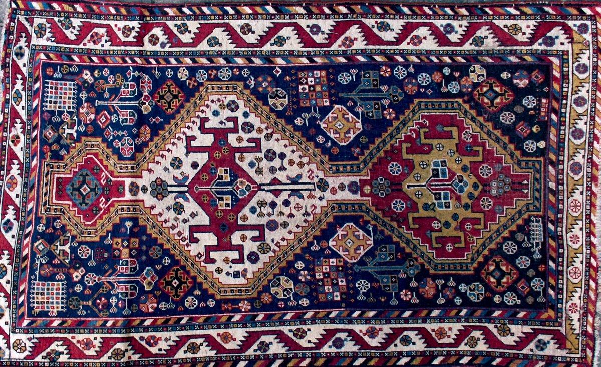 Druhy perských koberců